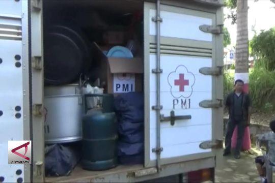 PMI Sultra kirim bantuan untuk korban banjir Konut