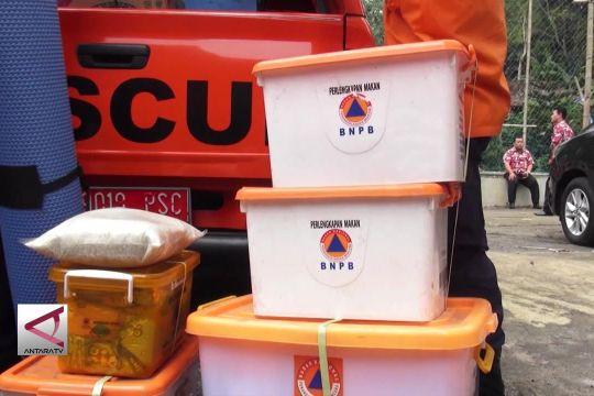 Pemprov Boyolali salurkan logistik tambahan bagi pengungsi merapi