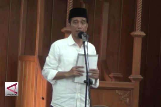 Sertifikat tanah wakaf untuk Masjid dan Ponpes Sejabar
