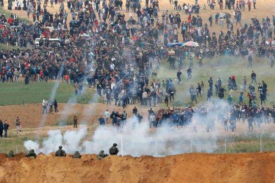 Biden yakin solusi dua negara opsi damai untuk Israel-Palestina