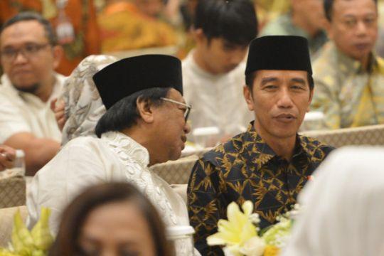 Presiden Buka Puasa Bersama Ketua DPD