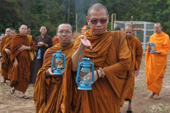 Jelang Perayaan Waisak Se-Sumatra