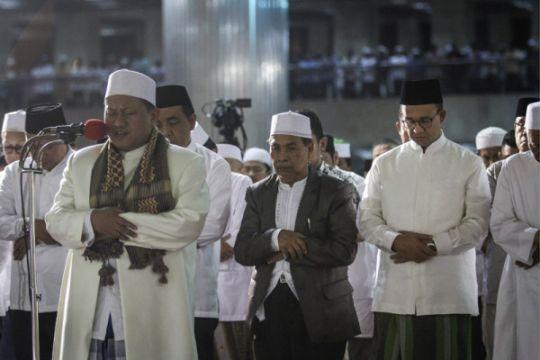 Salat Tarawih Akbar Istiqlal