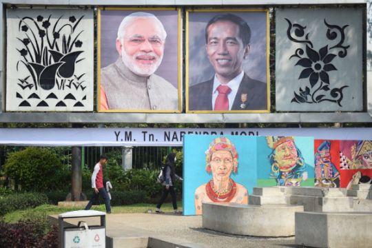 Dubes Sidharto: Kunjungan PM Modi momentum perkuat hubungan Indonesia-India