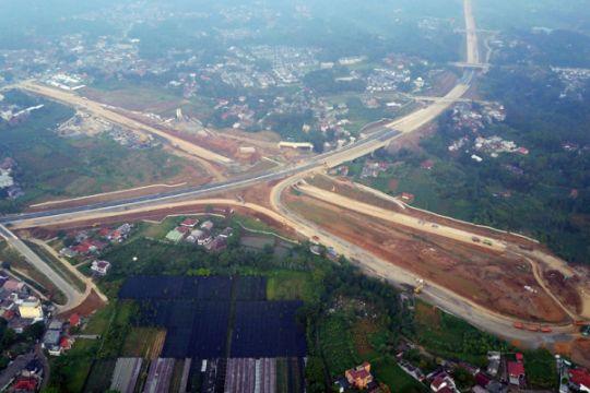 Sebagian bisa digunakan mudik bulan ini, Tol Ciawi-Sukabumi tekan kemacetan