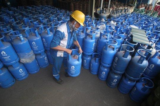 Sebanyak 1.700 tabung LPG dipasok ke Palu-Donggala
