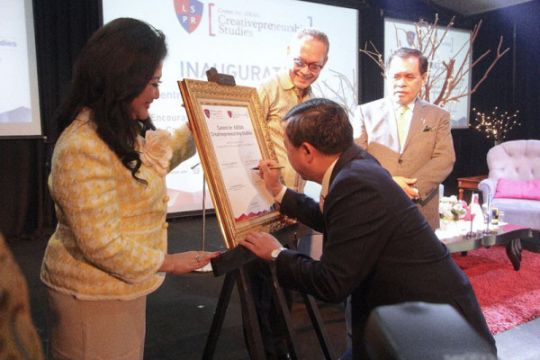 Pendirian Pusat Kajian Kewirausahaan Kreative ASEAN