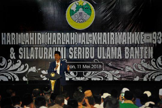 Ribuan peserta meriahkan Rakernas II Al Khairiyah