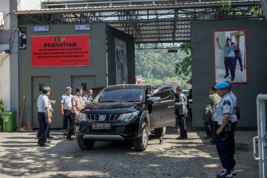 Polisi gelar razia di Lapas Ngawi antisipasi insiden di Mako Brimob
