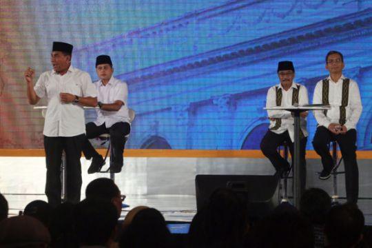 KPU Sumut gelar debat tahap kedua