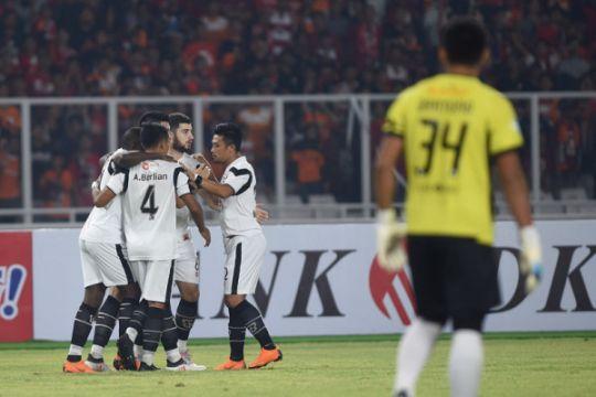 Persija Melawan Madura United