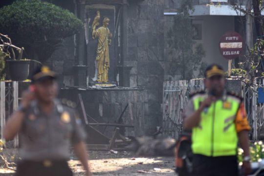 Ledakan Gereja Surabaya
