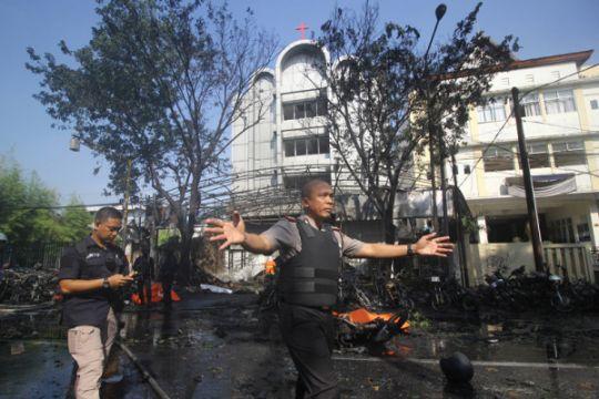Muhammadiyah: jangan terprovokasi bom gereja Surabaya