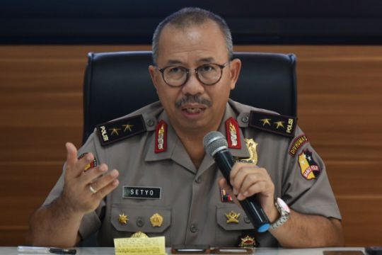 Polri tegaskan tidak ada intervensi terhadap Muktamar Pemuda Muhammadiyah