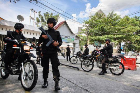 Polda Riau siagakan 1.399 personel amankan Lebaran