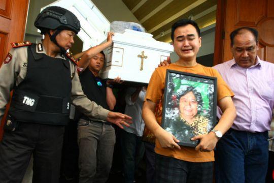 Korban Bom di Gereja Surabaya