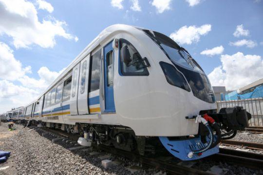 LRT Palembang dijadwalkan diresmikan Presiden pertengahan Juli