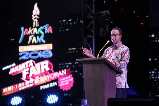 Transjakarta buka rute khusus menuju Jakarta Fair