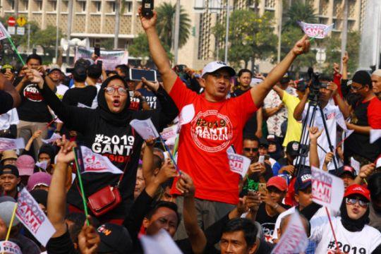 Gerindra sesalkan imbauan MUI Jabar terkait #gantipresiden2019
