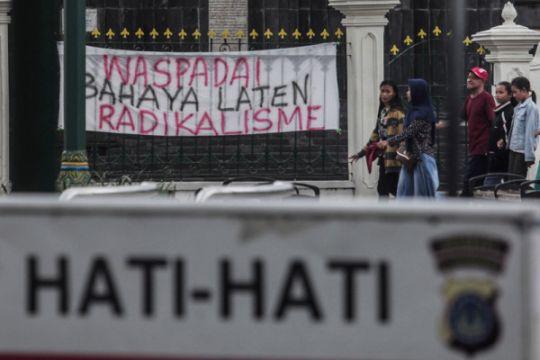 BNPT harap kampus punya pola pencegahan radikalisme