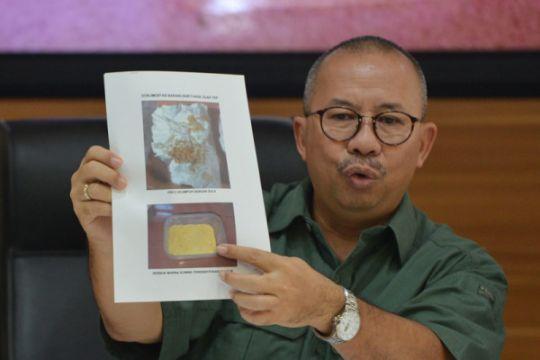 Densus tangkap terduga teroris di Lampung Timur