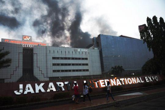 Inasgoc: kebakaran JI-Expo tak mengganggu arena Asian Games
