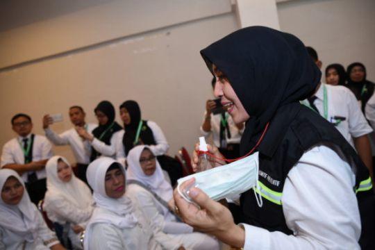 Besok 436 petugas haji Daker Makkah berangkat ke Tanah Suci