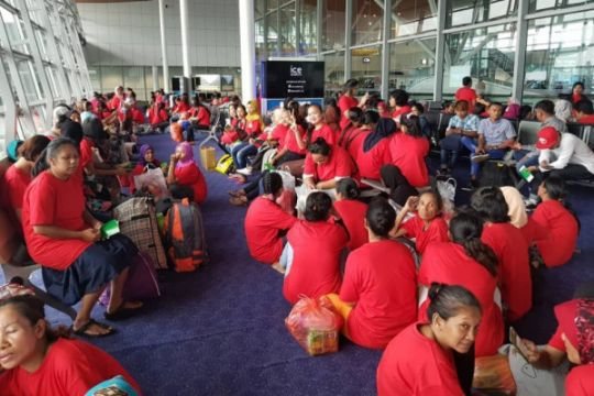 KBRI-KJRI Johor Bahru pulangkan 405 TKI