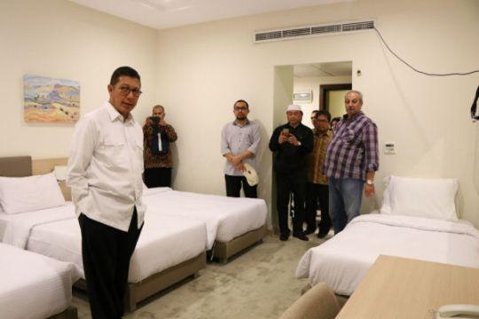Laporan dari Mekkah - Amirul Hajj akan pantau pelayanan haji