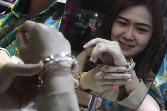Penjualan Perhiasan Emas