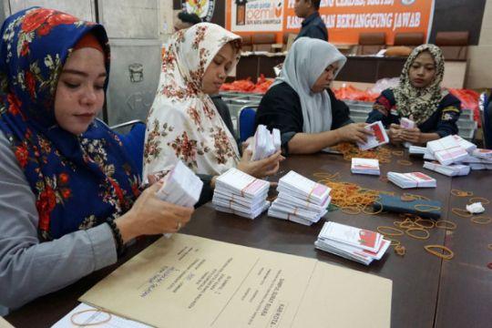 Di Aceh Barat, pemilih dalam DPTHP susut 588 orang