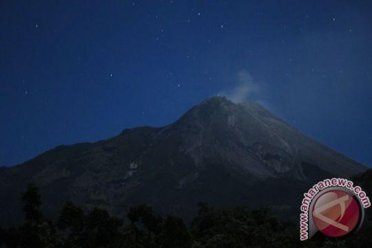 Pascaletusan jalur wisata TN Gunung Merapi ditutup