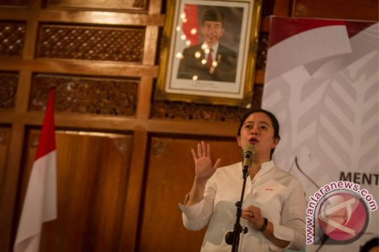 Puan Maharani ajak warga meriahkan Asian Games
