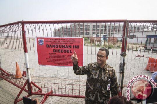 Anies Baswedan tegaskan tidak pernah ragu hentikan reklamasi