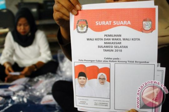 KPU awasi ketat Pilkada Kota Makassar