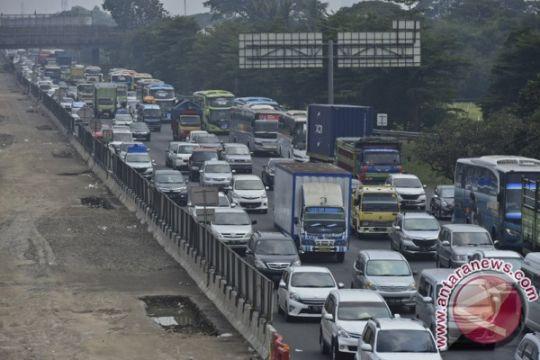 90.000 kendaraan kembali lalui Jakarta-Cikampek