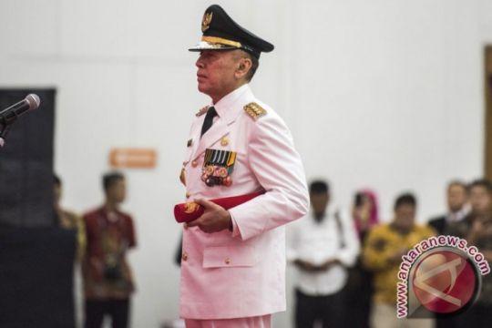M Iriawan dilantik sebagai Penjabat Gubernur Jabar
