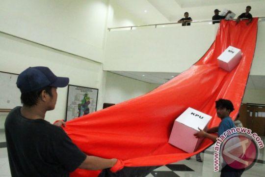 KPU Cianjur targetkan logistik sampai tepat waktu