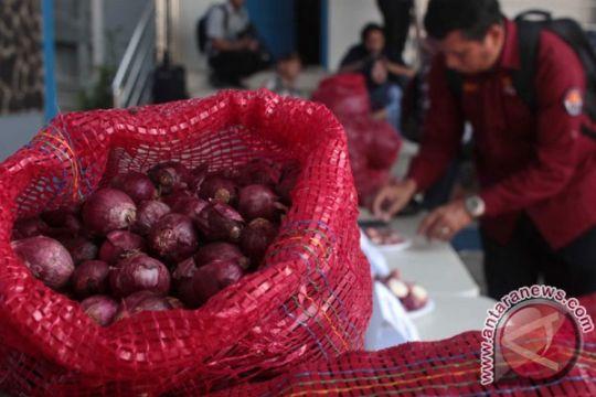 Daftar hitam importir tidak hentikan pidana penyelundupan bawang