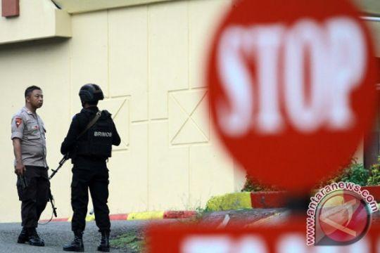 Penangkapan terduga teroris tidak koordinasi kepolisian resor