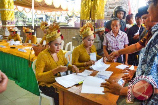 Pilkada Bali, pasangan Koster-Ace menang dengan 57,68 persen suara