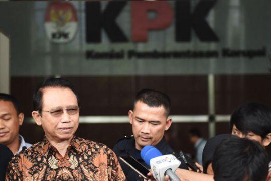 Pemeriksaan mantan Ketua DPR