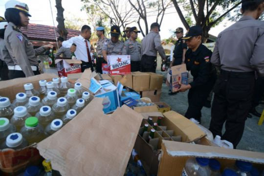 Korban miras oplosan di Palu jadi 17 orang