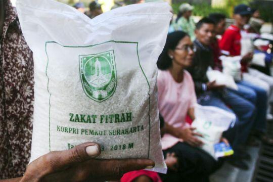 Distribusi Zakat Pemkot Solo