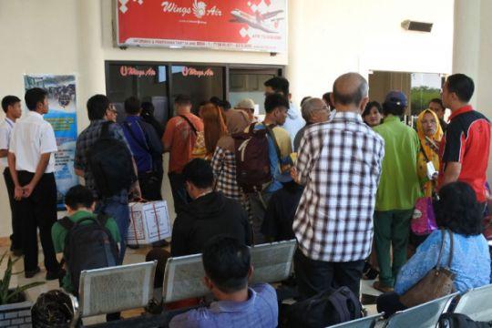 Bandara Notohadinegoro Jember ditutup