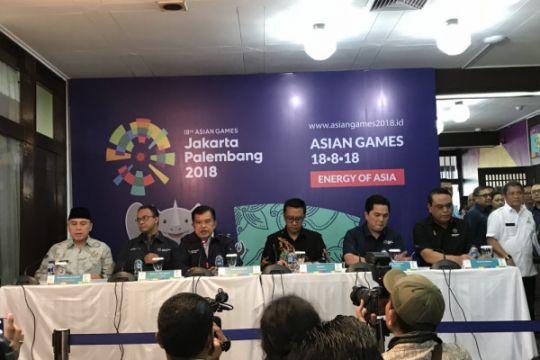 Wapres nyatakan 45 negara mendaftar Asian Games 2018