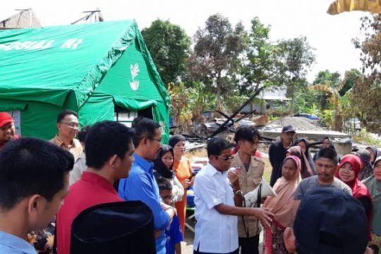 Presiden minta agar korban kebakaran Pinrang segera dibantu