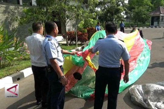 Edukasi keselamatan melalui Festival Balon Udara