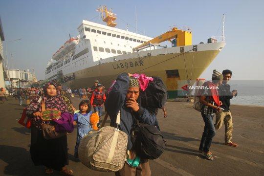 Selesai docking, tiga kapal Pelni siap perkuat Angkutan Lebaran