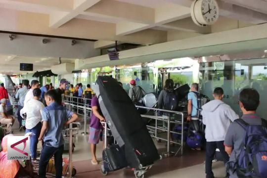 Bandara Minangkabau antisipasi puncak kedatangan pemudik